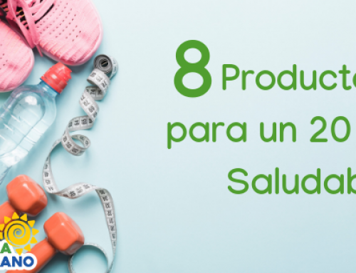 Productos para un 2019 Saludable